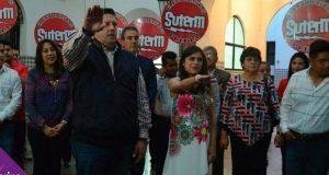 Karina Romero Alcalá asume Secretaría General del PRI municipal