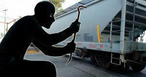 El estado de Puebla concluyó 2017 como la segunda entidad con más robos a trenes, con un total de 230 hechos, lo que representó el 13.1 por ciento del total. Foto: Especial