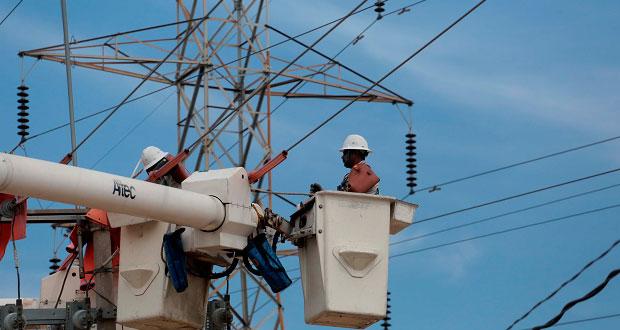 CFE restablece electricidad en BC y Sonora afectados por frente frío