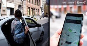 Endurecerán reglas a Uber y Cabify en Puebla tras desaparición de estudiante