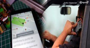 """Para proteger a conductores, Uber no brindaría servicio en """"zonas peligrosas"""""""