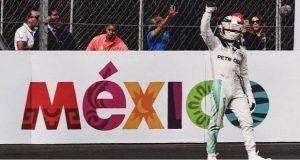 Lewis Hamilton - GP de México