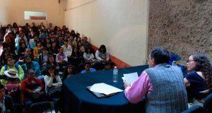 Coloquio nacional reúne a más de 100 ponentes en la FFyL de la BUAP