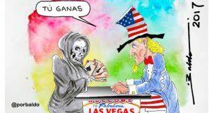 La masacre en las Vegas, ¿el legado del tío Sam?