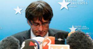 Desde Bruselas, Puidgemont acepta comicios convocados por España