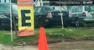 Estacionamientos de San Andrés siguen sin respetar los 20 min gratuitos