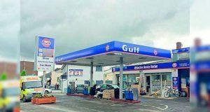 Gulf, firma india abrirá en Puebla su primera gasolinera en el país