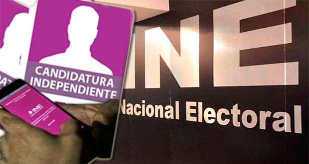 Niega INE bloqueo a independientes y admite fallas en app
