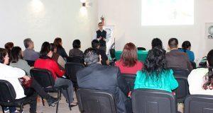 Itaip capacita a servidores públicos de la Contraloría de Puebla