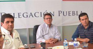 Afirma Vega que va por candidatura a gubernatura y no otro cargo menor