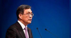CEO de Samsung anuncia su renuncia dejará el cargo en marzo de 2018