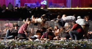 Tiroteo Las Vegas