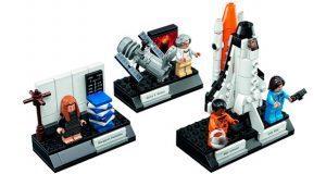 Cuatro científicas pioneras de la NASA son homenajeadas por LEGO