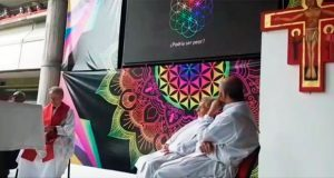 Ibero Puebla realiza misa con música de Coldplay