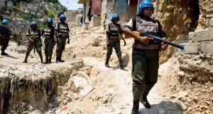 Haití, donde la ONU está presente hace más de una década