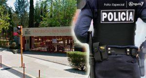 San Andrés Cholula no cubre seguridad en zona de la Ibero: Fernández