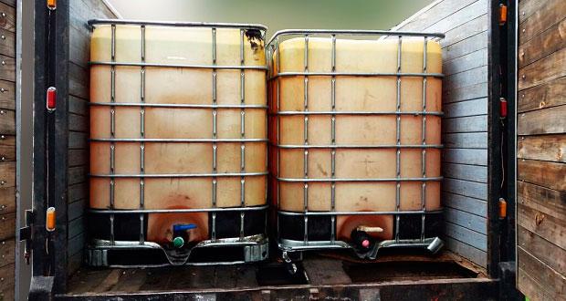 Ssptm de Puebla asegura 7 mil 500 litros de huachicol y detiene a 5
