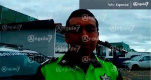 Mi instinto paternal hizo que esperara a papás de niña del Morelos: policía