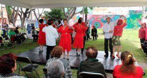 Comuna de Puebla y vecinos de San Manuel rescatan espacio público