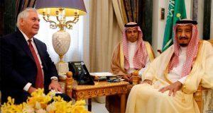 Estados Unidos y Arabia Saudita tras Iraq