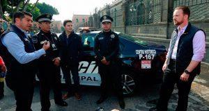 Ayuntamiento entrega patrulla a vecinos del Centro Histórico