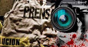Hallan sin vida a fotoperiodista de San Luis Potosí