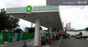 Grupo de gasolineros poblanos firma 10 años con British Petroleum