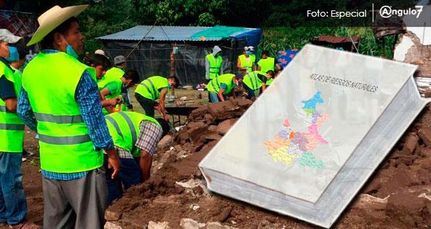 Hay 28 puntos de riesgo por sismo en Puebla