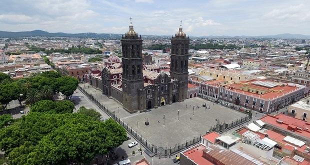 Sismo deja nuevas cuarteaduras en Catedral de Puebla: arzobispo