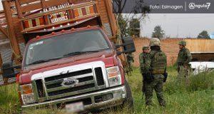 Gobierno federal debe ir contra huachicol en Texmelucan, urgen en Senado
