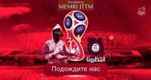 Grupo extremista Estado Islámico lanza amenazas contra Mundial 2018