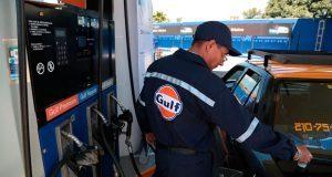Inauguran en Puebla gasolinera Gulf