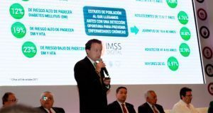 IMSS lanza App para calcular riesgo de enfermedades crónicas