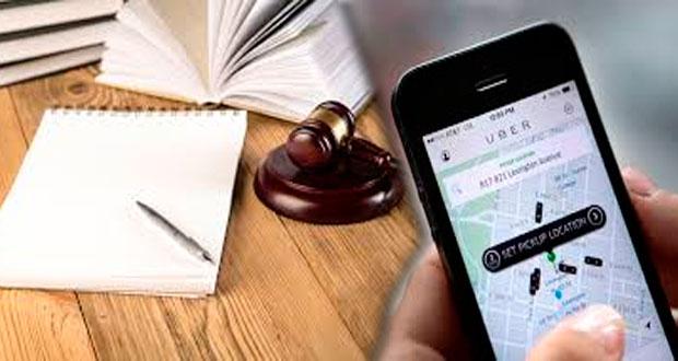 COE urge a Congreso local legislar operación de Uber en Puebla