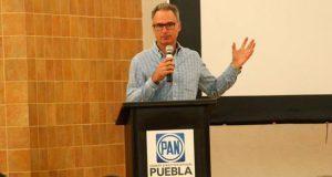 Pide Pablo Rodríguez irse del PAN a quienes apoyen a Zavala
