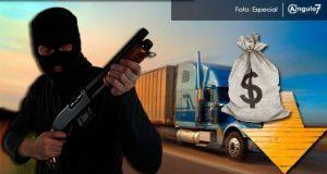 Transportistas reportan 3 robos diarios en carreteras y pérdidas por 50 mdp