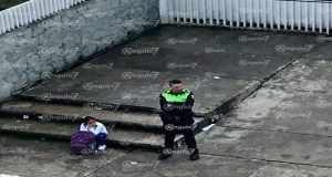 SSPTM - policía