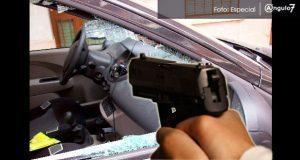 Puebla, entre las 9 entidades con más robos de autos con violencia; es 6º