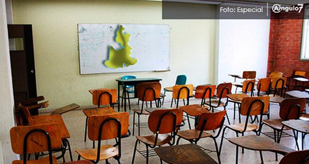 A 2 semanas de sismo, 700 mil alumnos siguen sin clases en Puebla: SEP. Foto: Especial