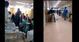 Exhiben saturación en IMSS de La Margarita por traslado de pacientes