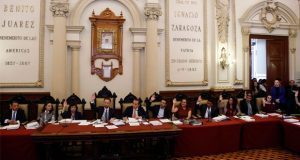 Cabildo avala Ley de Ingresos por 4 mmdp