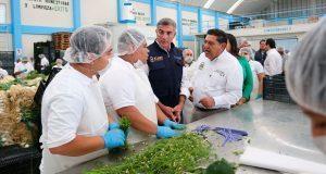 Gali firma convenio por 91.5 mdp con empacadora agrícola