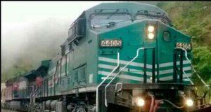 """Robo de trenes en Puebla, """"fuera de control"""""""