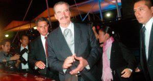 Vicente Fox debuta como actor en la serie Club de Cuervos