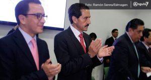 BUAP recibirá 150 mdp de recursos extraordinarios para 2018: Esparza