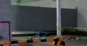 Asesinan a balazos a hombre en estacionamiento de Superama en Zavaleta
