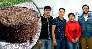 Alumnos de la BUAP crean biocombustible con residuos de café