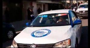 PGR y sujetos armados desatan balacera en Santa María La Rivera