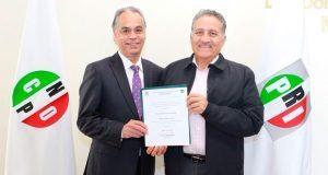 CNOP del PRI nombra como secretario general a Víctor Giorgana