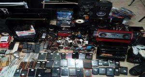 SSP decomisa droga, dinero y armas en Cereso de Huejotzingo